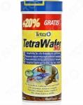 Корм для травоядных и хищных рыб Tetra WaferMix