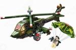 Игровой конструктор Brick «Вертолет» 818