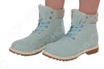 Ботинки Mon Ami «Удобная походка». Цвет: голубой