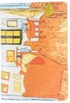 Визитница Mitya Veselkov «Ван Гог: Спальня в Арле»