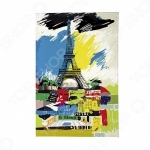 Визитница Mitya Veselkov «Париж в красках»