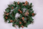 Гирлянда декоративная Crystal Trees «Рождественская»