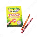 Набор восковых мелков Crayola