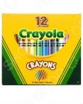 Набор восковых мелков Crayola Crayons