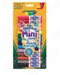 Набор мини-маркеров Crayola Super Washable