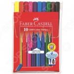 Набор фломастеров Faber-Castell Eberhard Faber Grip 155310