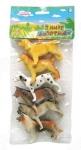Набор игрушечных собак 1 TOY Т50536