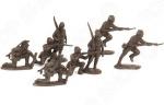 Набор солдатиков Биплант «Японская пехота»