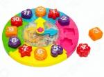 Сортер-часы Bradex «Учимся играя»