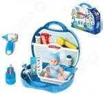 Игровой набор для ребенка 1 Toy в чемоданчике «Профи. Доктор»