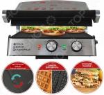 Гриль GFGRIL GF-180 Waffle&Grill&Griddle