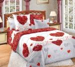 Комплект постельного белья Белиссимо «Вечная любовь»