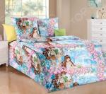 Детский комплект постельного белья Бамбино «Мечты»